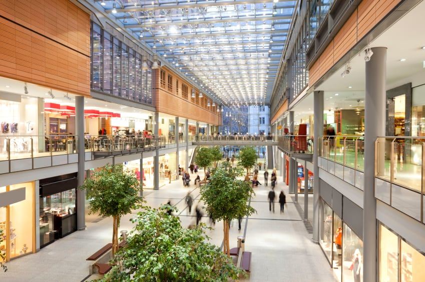 Cleaning Services for Retail Centres